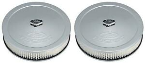 Proform Parts 302 350 Air Cleaner Assembly Ford Racing 2 Pack