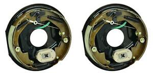 Tekonsha 54801 008 Trailer Brake Assembly Electric Trailer Brake Kit 2 Pack