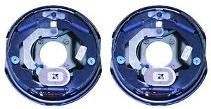Tekonsha 5711 Trailer Brake Assembly Electric Trailer Brake Kit 2 Pack