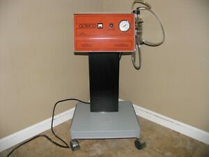 Gomco 4010 Constant Aspirator Suction Pump With Collection Bottle Works
