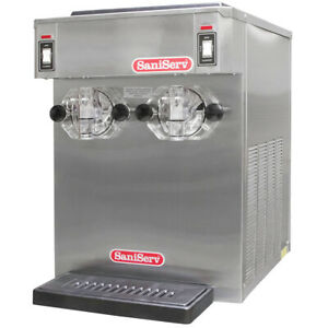 Saniserv 791 Cylinder Type Non carbonated Frozen Drink Machine