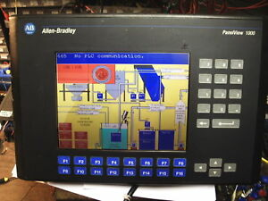 2711 k10c1 Panelview 1000 Screen tested Quantity