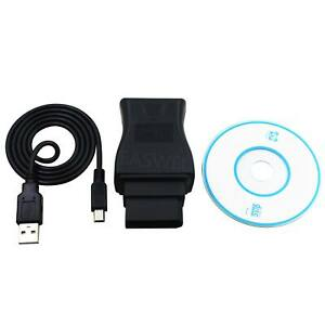14 Pin For Nissan Consult Interface Usb Car Diagnostic Obd Fault Code Cable Tool