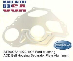Aod Spacer Plate Bellhousing Separator Plate For Ford Aod Transmission Smr Usa