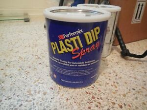Plasti Dip Peelable Paint 1 Gallon true Metallic Aluminum