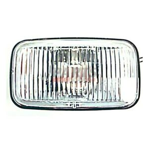 New Fog Light Assembly Lh Or Rh Fits 1993 1995 Jeep Grand Cherokee 22702986