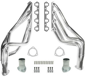 Southwest Speed Long Tube Headers 260 302w Sbf Ceramic Fits 64 73 Mustang Cougar