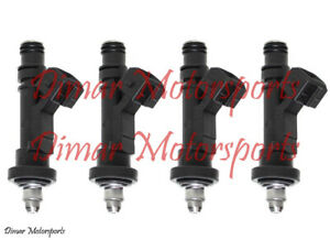 Genuine Bosch 550cc Performance Fuel Injector Set For 1992 2001 Prelude