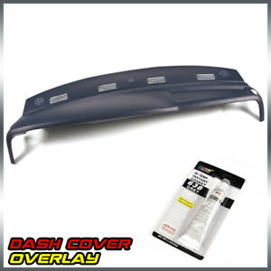 One Piece For 2002 2003 2004 2005 Dodge Ram 1500 2500 Dash Cover Cap Overlay
