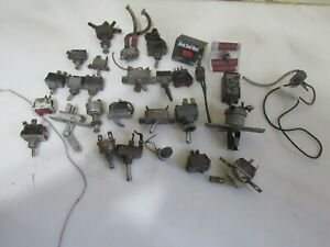 Vintage Lot Of Car Truck Switch Parts Ford Chevy Buick