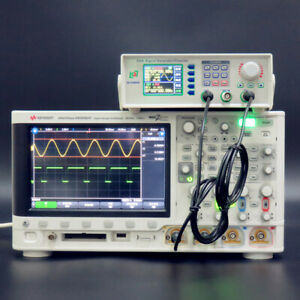 Dds Function Signal Generator Frequency Counter Sine Square Wave Qls2800 5m