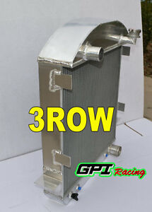 For Ford Model T Bucket Chevy Engine 1924 1927 At Aluminum Radiator 1925 1926