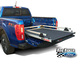 2019 2020 Ford Ranger Durable Bed Tailgate Slide Fits Crew Cab Model Only