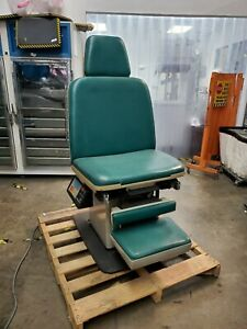 Midmark 411 Medical Exam Chair Fully Functional And Tested