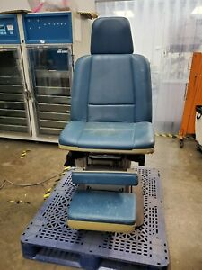 Midmark 411 Medical Exam Chair Fully Functional And Tested Cosmetic Wear