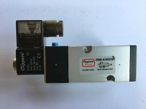 Clippard Solenoid Air Valve mme 43wesb New Ships Free Lower 48