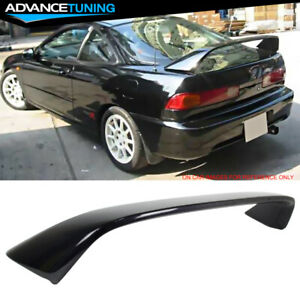 94 01 Integra Dc2 Type r Oem Painted pb76p Dark Violet Pearl Trunk Spoiler