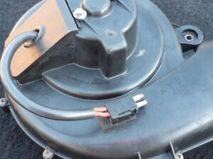 Genuine Porsche Made In Germany Rear Engine Compartment Heater Blower Fan 911