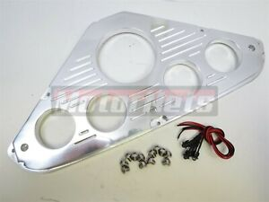 55 59 Chevy Truck 5 Gauge Panel Ball Mill Billet Aluminum Gauge Cluster Hot Rod