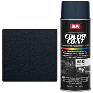 Sem 15043 Shadow Blue Color Coat Vinyl Paint