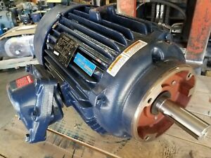 New Marathon 20 Hp 3 Phase Explosion Proof Motor 230 460 Volt 1765 Rpm