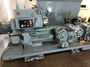 Warner swasey 1a Turret Lathe