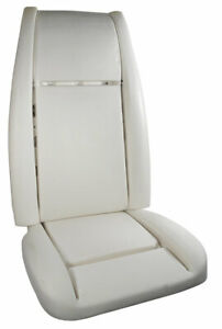 1971 1973 Ford Mustang Seat Foam Standard Or Deluxe 1 Top 1 Bottom