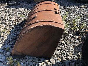 Gradall Excavator Ditching Bucket 60 Wide Clean Out Bucket