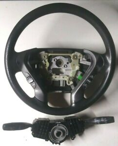 2004 08 Oem Honda Element Pilot Driver Steering Wheel Multi switches Free Ship