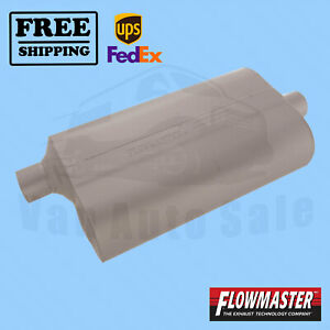 Exhaust Muffler Flowmaster For Ford Torino 68 74