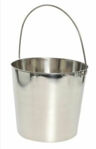 Stainless Steel Pail 16 Quart