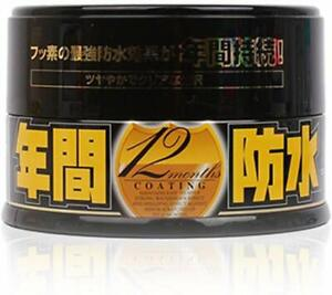 Soft99 Fusso Coat 12th Wax Sealant For Dark