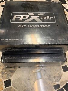 Lot Of Two Fpx Air Hammer Fpx 400 Brand New Sealed Air Tool 3500 Bpm