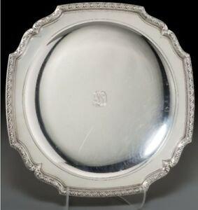 A Tiffany Co Sterling Silver Serving Dish New York 1926 47 Makers 6457 22oz