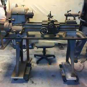 Logan Model 1920 Toolroom Lathe