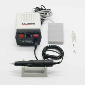 Dental Micromotor Machine Strong 204 102l Handpieces Jewelry Tools 220v