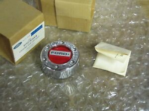 Ford Dana 44 Nos Manual Locking Hub Outer Cap F150 F250 Bronco E1tz 1k104 B