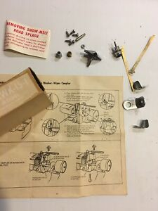 Universal Trico Parts Kit Oem Windshield Wiper Actuator Washer With Instructions