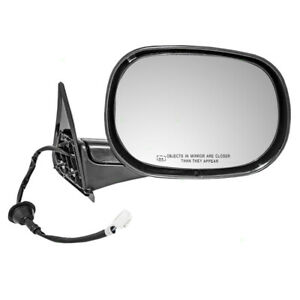 Side Mirror For 98 02 Dodge Ram Pickup Truck Passengers Power Heated 55076488ab
