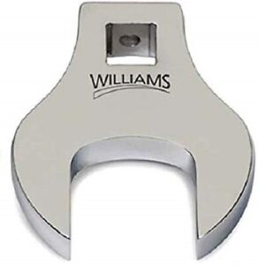 1 2 Drive Crowfoot Wrench Open End Sae Williams