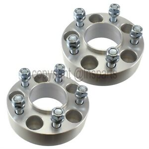2x 1 5 Hubcentric 5x4 5 Wheel Spacers 71 5mm For Jeep Wrangler Cherokee Liberty
