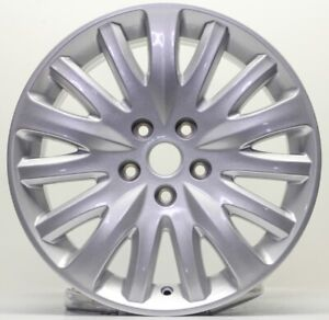 Ford Fusion 2010 2011 2012 17 Oem Replacement Rim 3799 9h6c1007ca 9h6c1007cc