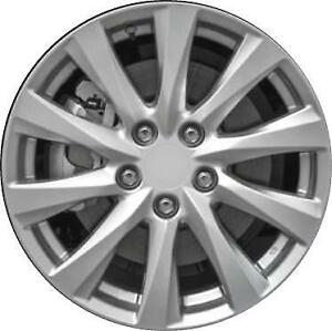 Toyota Camry 17 Oem Replacement Rim 75220 4261106
