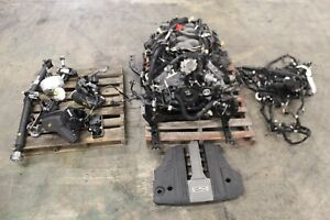 2019 Ford Mustang Gt 5 0 Coyote V8 Oem Engine 10r80 Auto Transmission Swap