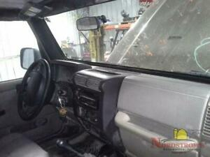 2003 Jeep Wrangler Steering Column