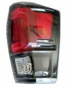 Fits For Tacoma 2017 2018 Rear Tail Lamp W Black Housing Right Passenger