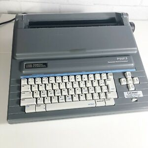 Vintage Smith Corona Word Processor Typewriter Pwp3 Model 5d