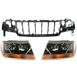 Kit Auto Body Repair For Jeep Grand Cherokee Ch1220116 Ch2502121 Ch2503121