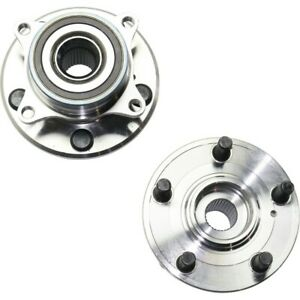 Pair Set Of 2 Wheel Hubs Front Left And Right Lh Rh For Honda Odyssey 11 18
