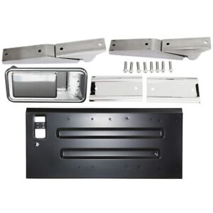 Tailgate Kit For Jeep Wrangler 1997 2006 Ch1900124 55176340ag 55395194ab
